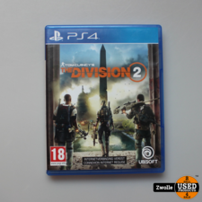 Playstation 4 game The Division 2