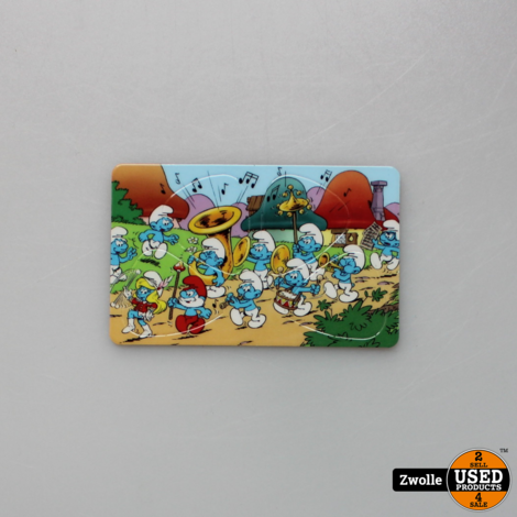 Pick Card plectrum kaart
