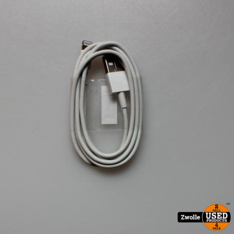 Apple Lightning kabel MFI certified