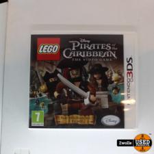 3DS game Lego Pirates of Caribean
