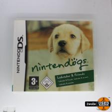 DS spel nintendogs