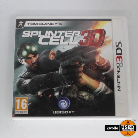 3DS spel splinter cell