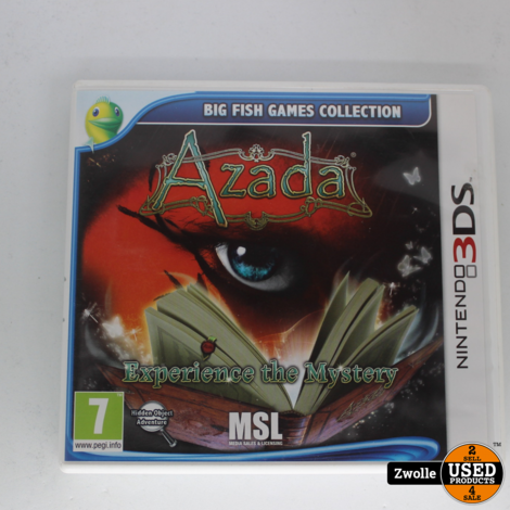 Nintendo 3DS game | Azada
