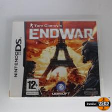 nintendo Nintendo DS game   Endwar