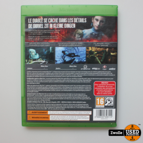Xbox One Game   Sherlock Holmes The Devils Daughter