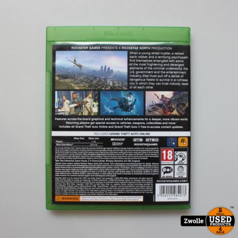 Xbox One Game | GTA V