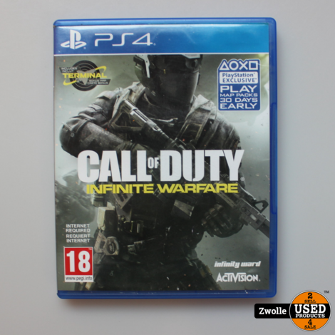 PS4 Game | Call Of Duty Infinite Warfare