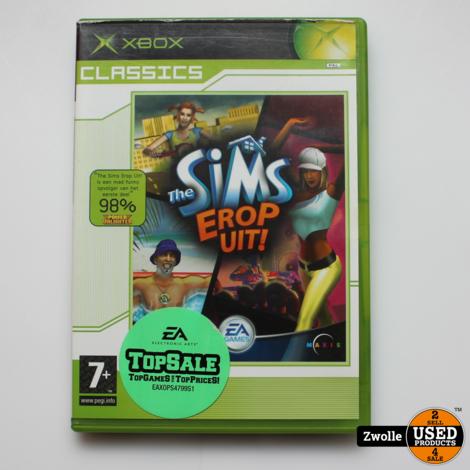 Xbox Game | The Sims Erop uit