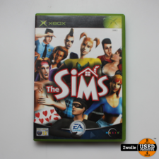 Xbox Game   The Sims