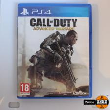 Playstation 4 game Call of Duty Advanced Warfare