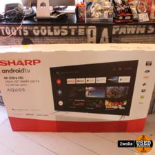 Sharp 4K Android smart TV 55 inch | Aquos line | 55BL2EA | Nieuw met 2 jaar garantie