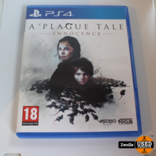 PS4 Game | A Plague Tale Innocence