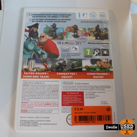Wii Game | Disney Infinity