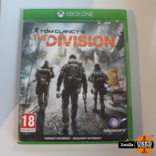 xbox Xbox one game   The Division