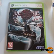 XBOX 360 Game Bayonetta
