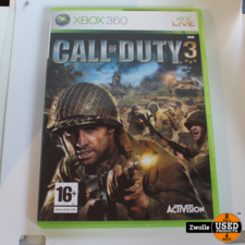 XBOX 360 Game Call of Duty 3