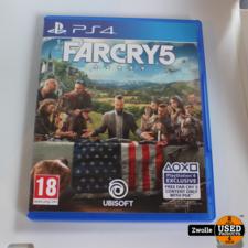 PS4 spel Farcry 5