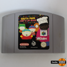 Nintendo 64 Game South park Chef's luv Shack