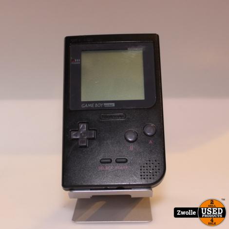 Gameboy pocket   Zwart