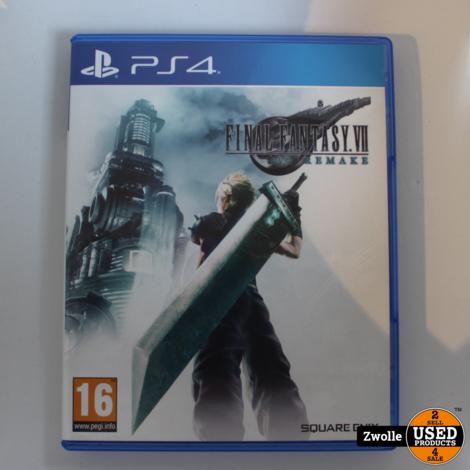 PS4 Game | Final Fantasy VII