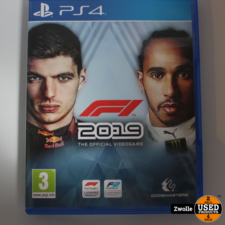 PS4 Game | F1 2019