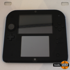 nintendo Nintendo 2DS | Blauw / Zwart | Compleet in doos