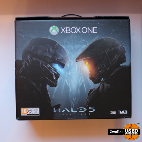 Xbox One | Halo Edition | Compleet in doos