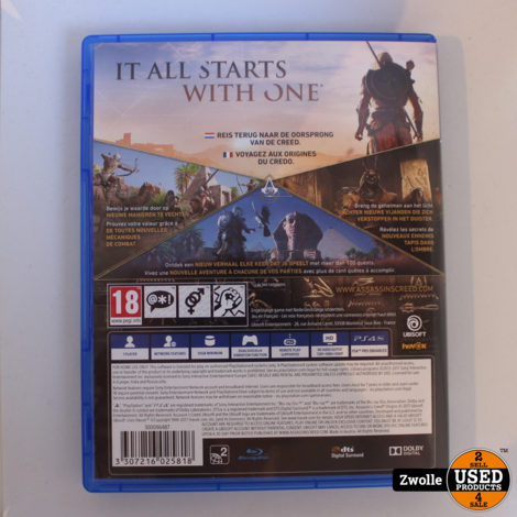PS4 spel | Assassin's creed Origins