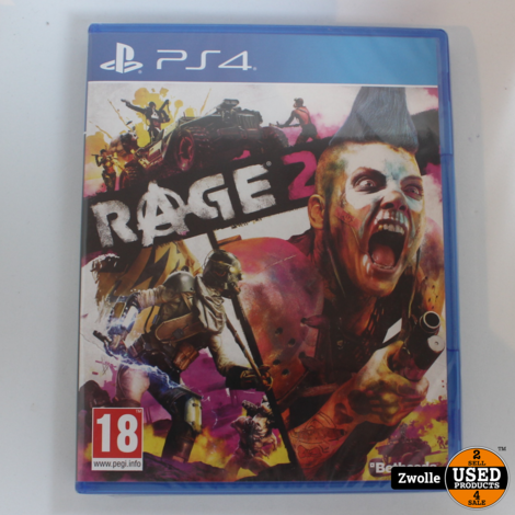 PS4 Game | Rage 2