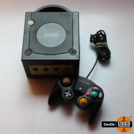 Gamecube in doos MET CONTROLLER