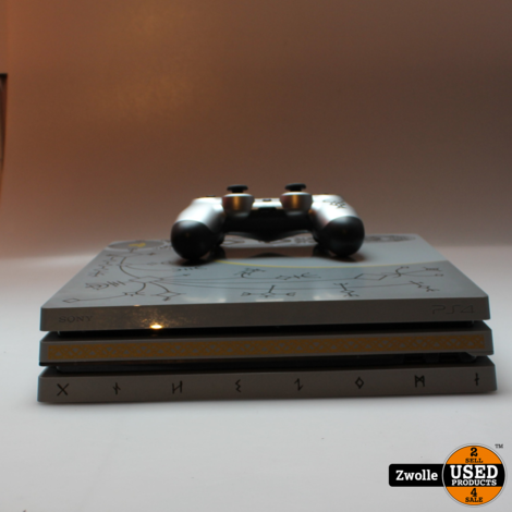 Playstation 4 Pro PS4 Pro | God of war edition | Compleet in doos | 1 TB