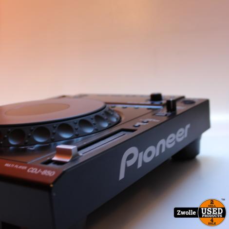 Pioneer Multiplayer CDJ-850