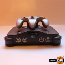 nintendo Nintendo 64 console met controller
