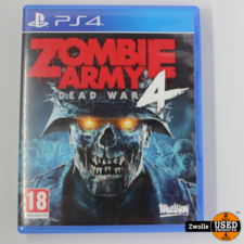 PS4 Game | Zombie Army Dead War 4