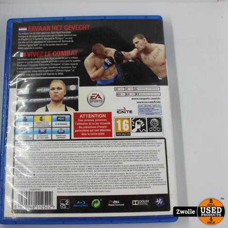 PS4 Game | UFC