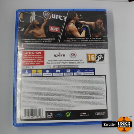PS4 Game | UFC 3