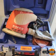 Gamma Schuurmachine HSM-220 | Compleet in koffer