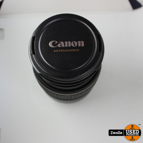Canon lens EF-S 17-85mm
