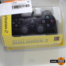 DUAL SHOCK playstation 2 tevens PS1 controller SCPH-10010 gr   Orgineel Playstation nieuw in doos
