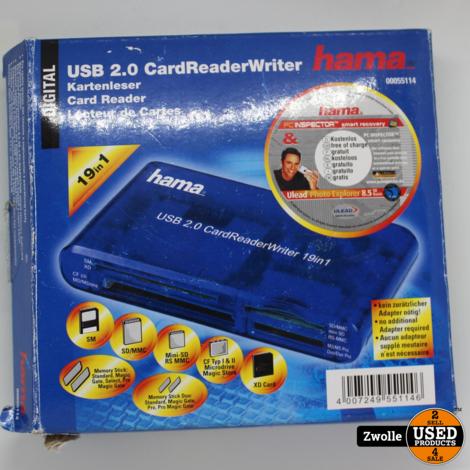 Hama USB Cardreader