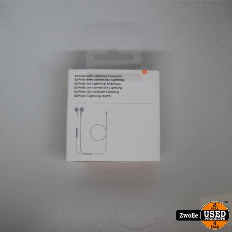iPhone Earpods lightning aansluiting