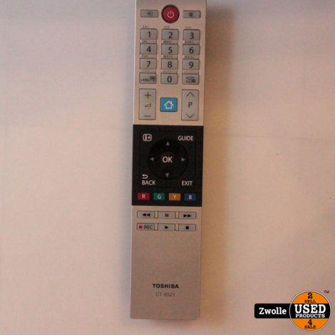 Toshiba 32w1863dg TV || LCD || Zwart || inclusief afstandsbediening