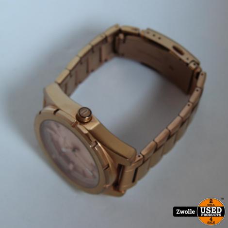 Diesel horloge rosé goud dz-5344