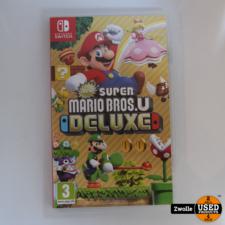 Nintendo switch super mario bros deluxe