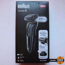 Braun series 6 scheerapparaat   Nieuw in gesealde doos   model 60-N1200s
