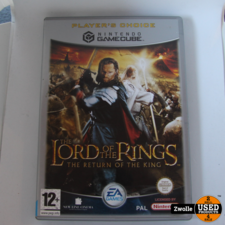 Gamecube game | The lord of the rings The return of the kings