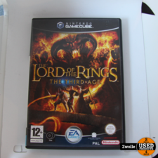 Gamecube Game | The lord of the rings The third age