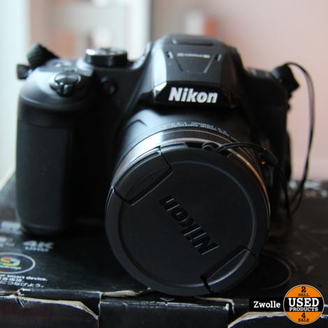 Nikon Coolpix camera B700 | Met doos