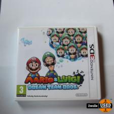 3DS spel | Mario & Luigi Dream Team Bros