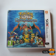 nintendo Nintendo 3DS spel | Pokemon super mystery dungeon